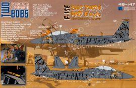 TB48147 F-15E Strike Eagle TMOTA 2005