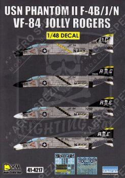 DXM48014 F-4B/J/N Phantom II VF-84 Jolly Rogers