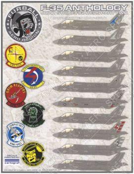FBD48039 F-35B/C Lightning II Royal Navy, U.S. Marines & U.S. Navy