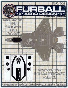 FMS4809 F-35A Lightning II Mask Set