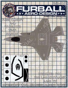 FMS4810 F-35B Lightning II Maskierfolie