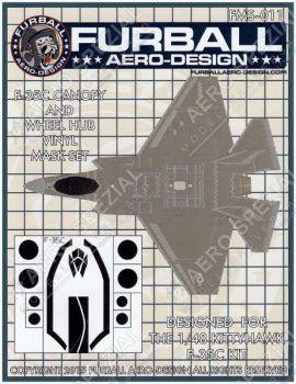 FMS4811 F-35C Lightning II Mask Set