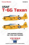 CD32014 T-6G Texan U.S. Air Force