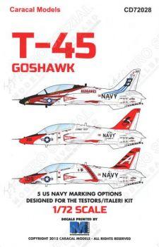 CD72028 T-45C Goshawk U.S. Navy
