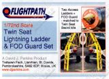 FP72167 EE/BAC Lightning Access Ladder (Two Seater) and FOD Guard Set