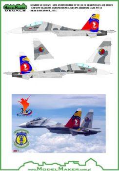 MOD48042 Su-30MK2V Flanker-G venezolanische Luftwaffe
