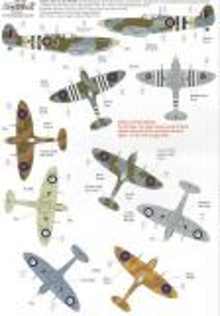 XD48093 Spitfire Mk.Vb