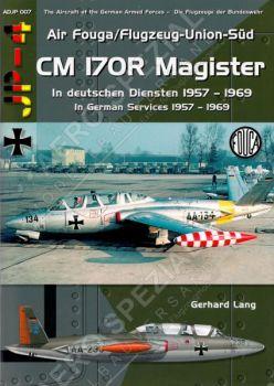 ADJP07 CM 170R Magister: In deutschen Diensten 1957-1969
