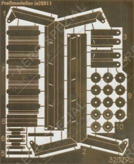 PF32029 A-4 Skyhawk Einstiegleiter