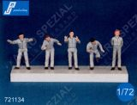 PJ721134 Bodenpersonal Nachkriegszeit