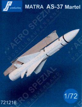 PJ721216 MATRA AS-37 Martel Anti-Radar-Rakete
