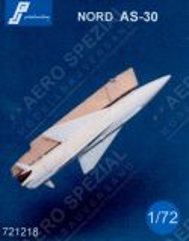 PJ721218 NORD AS-30 Luft-Boden-Rakete