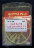 ES48106 Sea King HAS.2/5/6 & HAR.3/5 Umbausatz