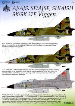 MRD4810 Saab 37 Viggen Teil 1