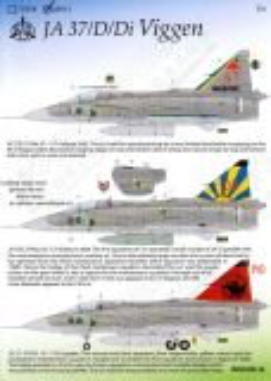 MRD4811 Saab 37 Viggen Teil 2