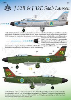 MRD7202 Saab 32 Lansen Teil 2