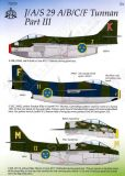 MRD7215 Saab 29 Tunnan Part 3