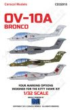 CD32015 OV-10A Bronco U.S. Air Force, U.S. Marines & U.S. Navy