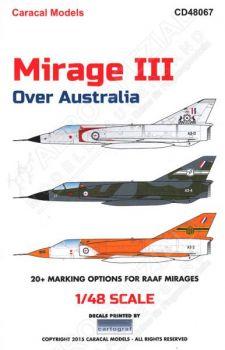 CD48067 Mirage IIIO Royal Australian Air Force, Part 1