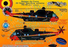DCD4873 Sea King Mk.48 Anniversary Scheme 25 Years