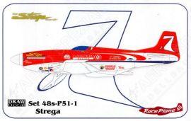 DRD4810 P-51D Mustang Strega