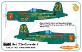 DRD7201 F4U-4 Corsair Lancer Two