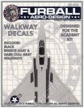 FBD48046 F-4 Phantom II Walkways
