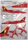 SY48084 Alpha Jet 1B Solo Display 2001-2003