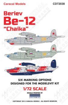 CD72038 Be-12 Tschaika