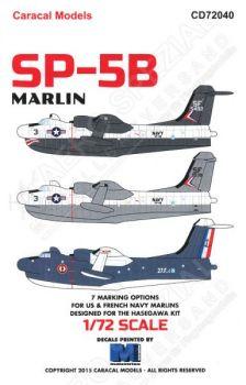 CD72040 SP-5B Marlin