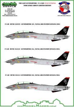 MOD72045 F-14B/D Tomcat VF-101 Grim Reapers