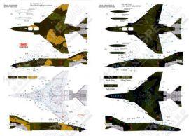 BAD7212 F/RF-4 Phantom II Warn- und Wartungshinweise