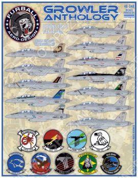 FBD48048 EA-18G Growler Anthologie Teil 1