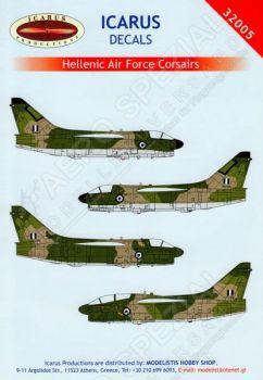 ID32005 A-7 Corsair II