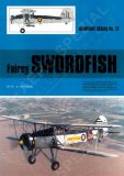 WT012 Fairey Swordfish
