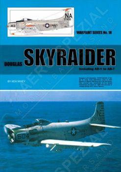 WT018 Skyraider AD-1 bis AD-7