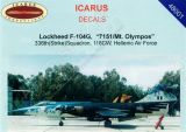 ID48001 F-104G Starfighter