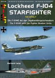 ADJP01 F-104 Starfighter Part 1: The F-104 with the Fighter Bomber Units