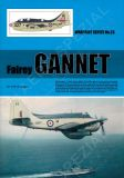 WT023 Fairey Gannet