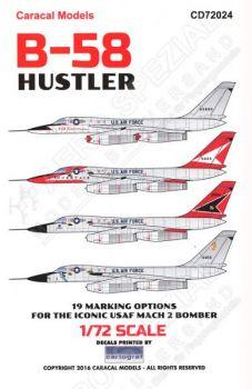 CD72024 B-58 Hustler