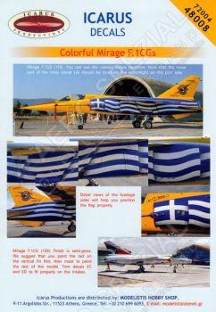 ID48008 Mirage F1CG