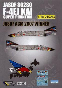 DXM48020 F-4EJ Kai Super Phantom II JASDF ACM 2007 Winner
