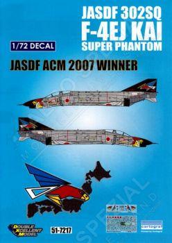 DXM72018 F-4EJ Kai Super Phantom II JASDF ACM 2007 Winner