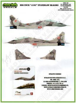 MOD72055 MiG-29GT Fulcrum-B Stanislaw Stalski