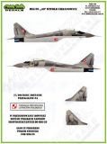 MOD72056 MiG-29A Fulcrum-A Witold Urbanowicz