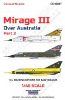 CD48097 Mirage IIIO Royal Australian Air Force, Part 2