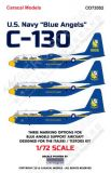 CD72052 C-130 Hercules Fat Albert, Blue Angels