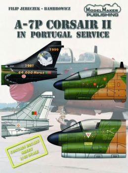 MOD48062 A-7 Corsair II in Portuguese Service
