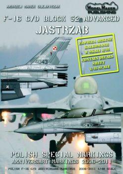 MOD48072 F-16C/D Block 52+ Fighting Falcon Jubiläumsmarkierungen 2006-2012