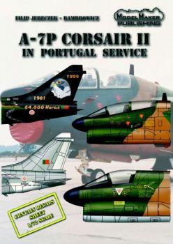 MOD72062 A-7 Corsair II in portugiesischem Einsatz